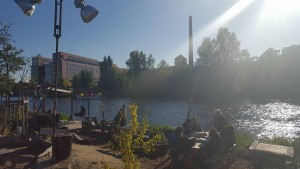 Creatieve Broedplaats Holzmarkt