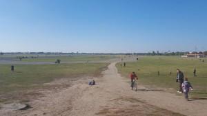 Voormalig vliegveld Tempelhof